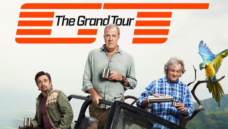The Grand Tour Saison 3 gratuitement