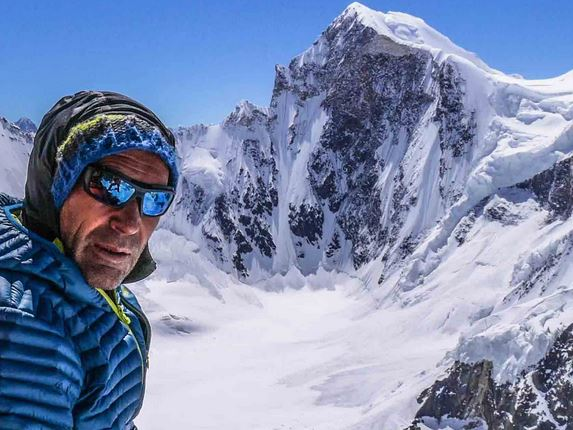 Mike Horn et l'appel du K2